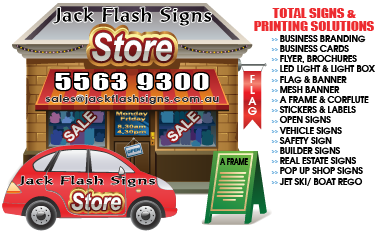 Jack Flash Signs Total Signs & Printing Solutions